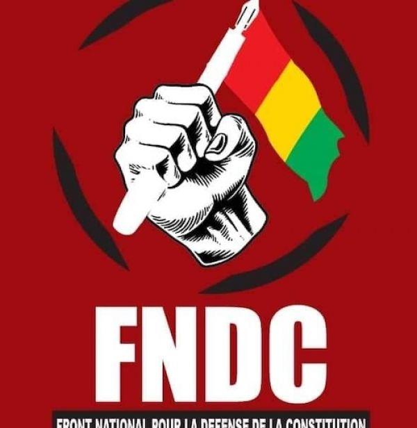 Communiqué : Le FNDC alerte sur de possibles manipulations