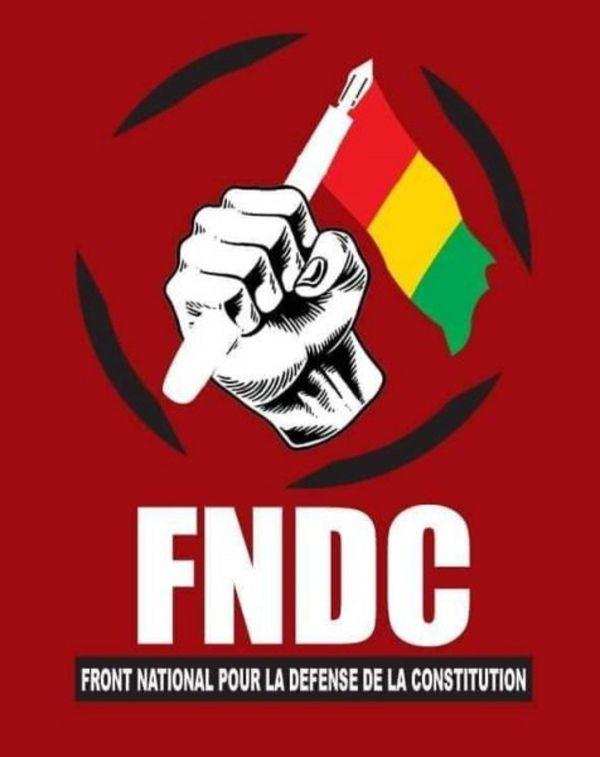 FNDC : Le triste bilan des victimes des manifestations
