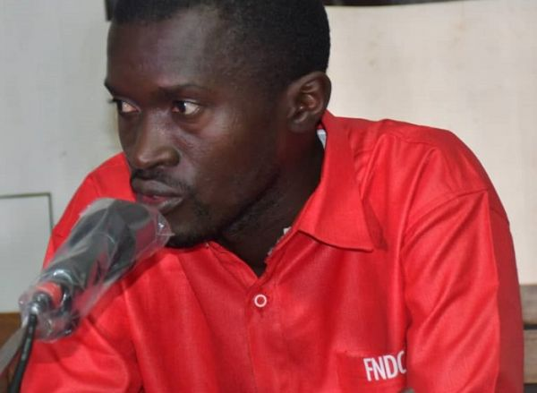 Report de la manif du FNDC: Sékou Koundouno, plutôt rassurant!