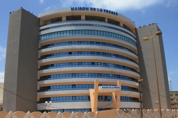 Dakar : « La Maison de la Presse Babacar Touré »