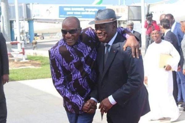 Troisième Mandat : Alassane Ouattara et Alpha Condé sur les traces de Faure Gnassingbé