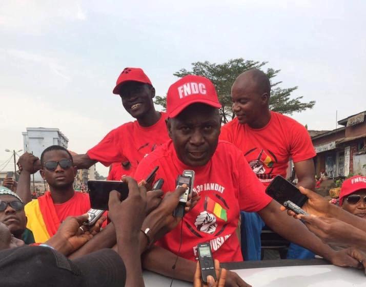 Violations des droits humains en Guinée : Le FNDC invite l'Union Européenne à prendre des sanctions